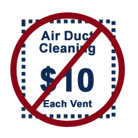 Air Duct Cleaning Discounts