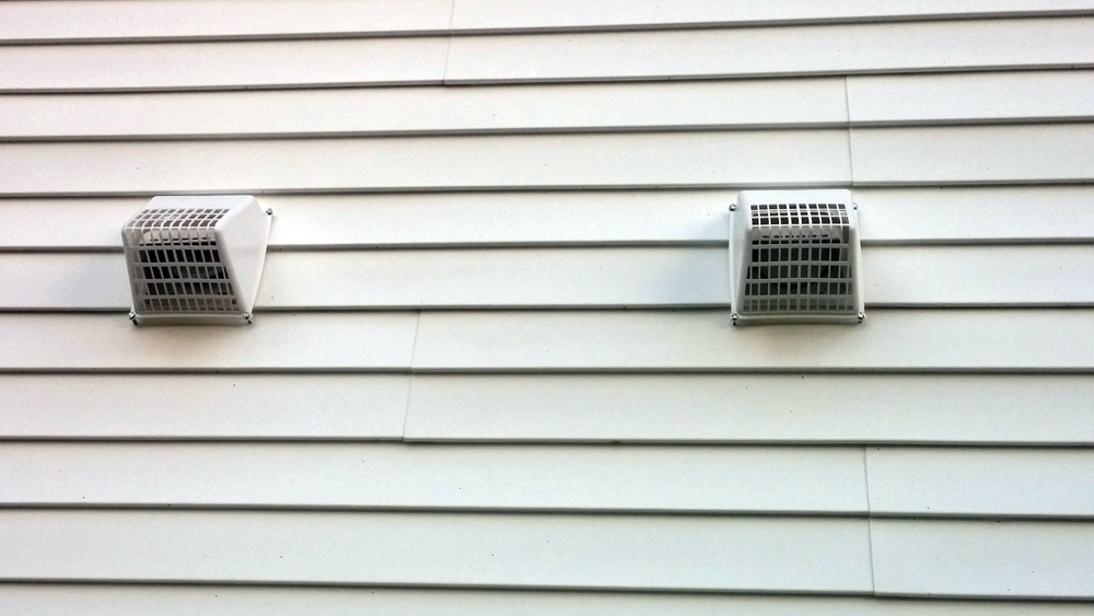 Cover Your Exterior Dryer Vents