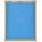 flat paneled fiberglass filter