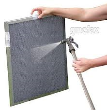 washable air filters
